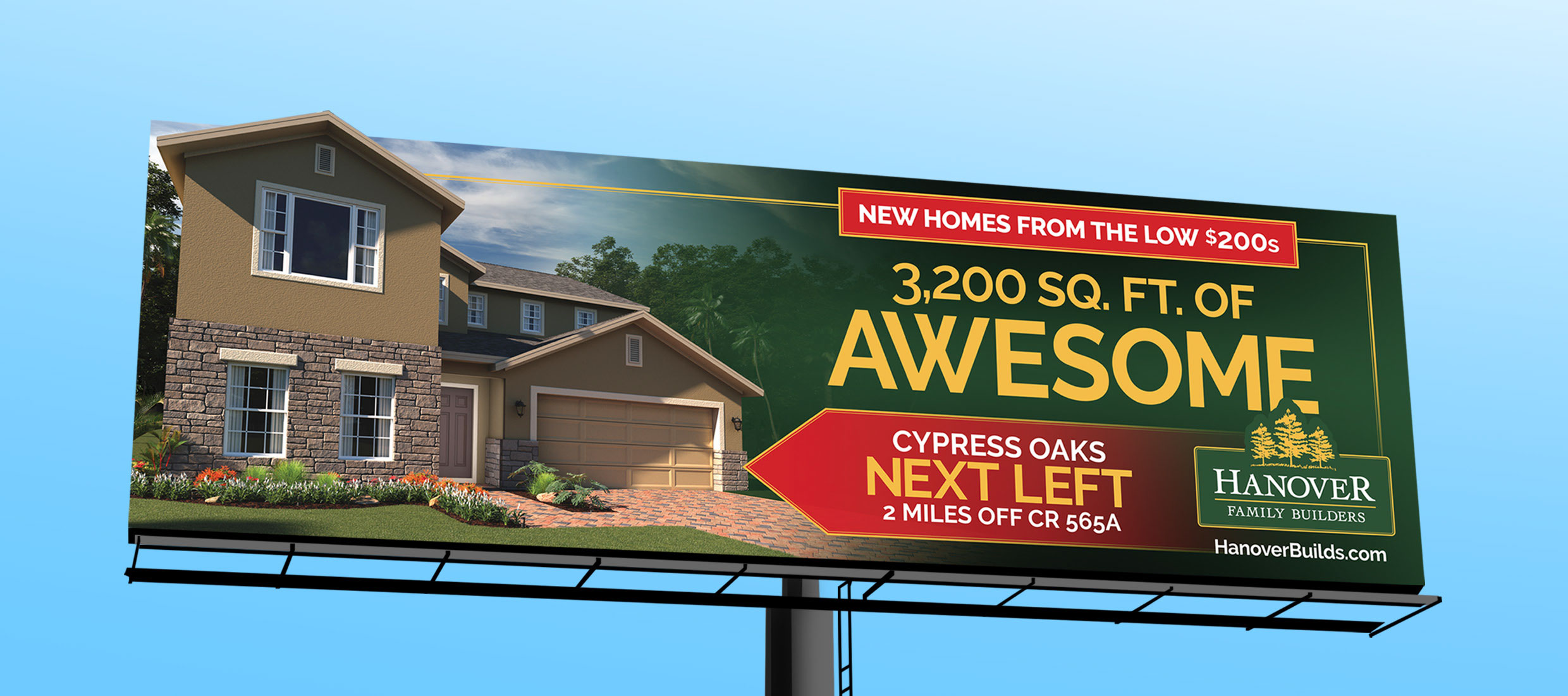 3200 Sq Ft of Awesome Billboard