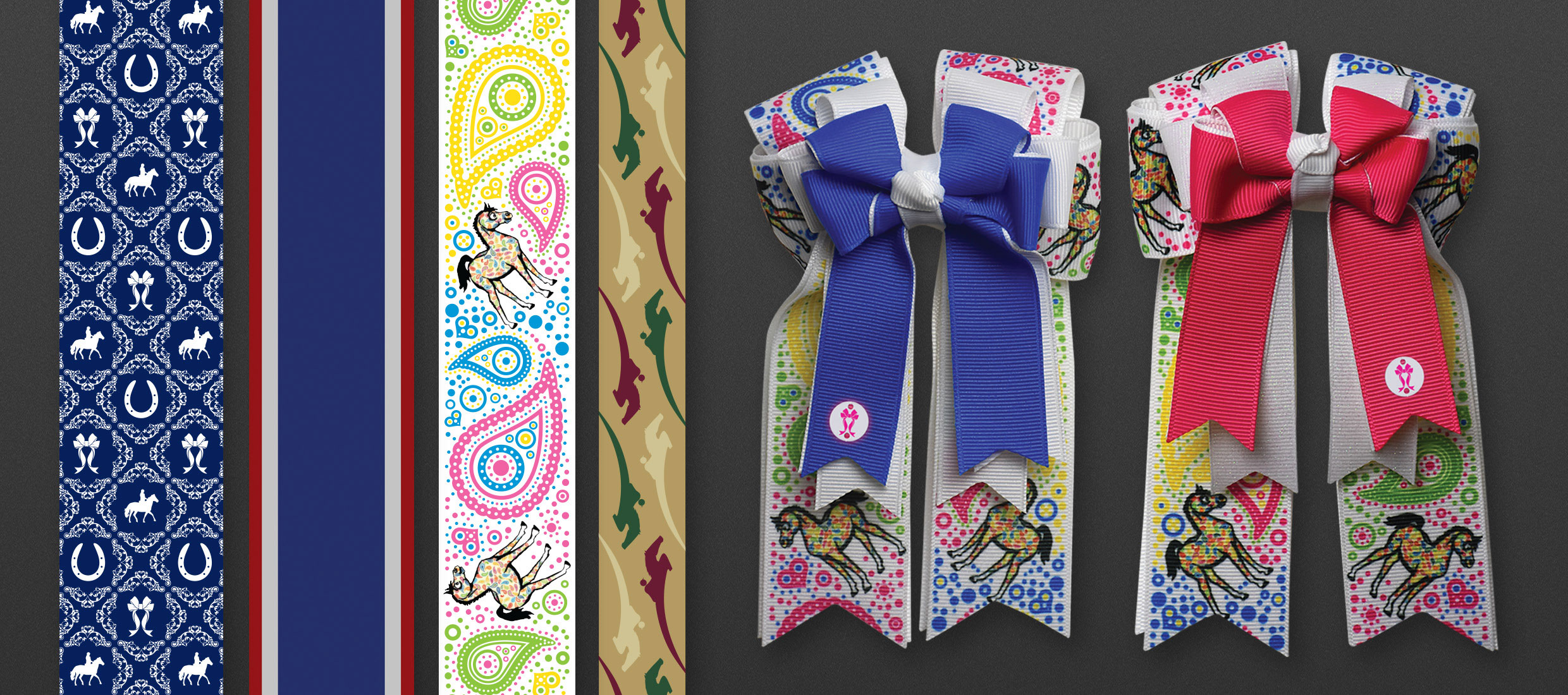 Custom Ribbon Design